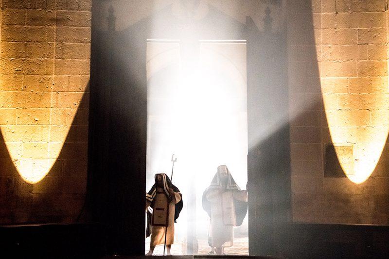 Los Sumos Sacerdotes