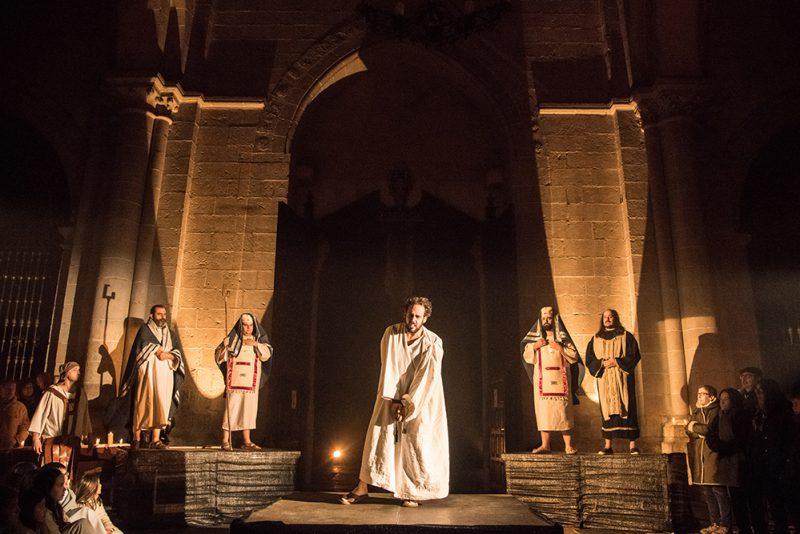 El juicio del Sanedrín