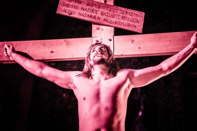 Sus Palabras en la Cruz